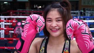 ONE Special Feature | Stamp Fairtex Makes Martial Arts History