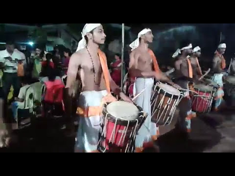 Shri umamaheshwari chende set kapikad