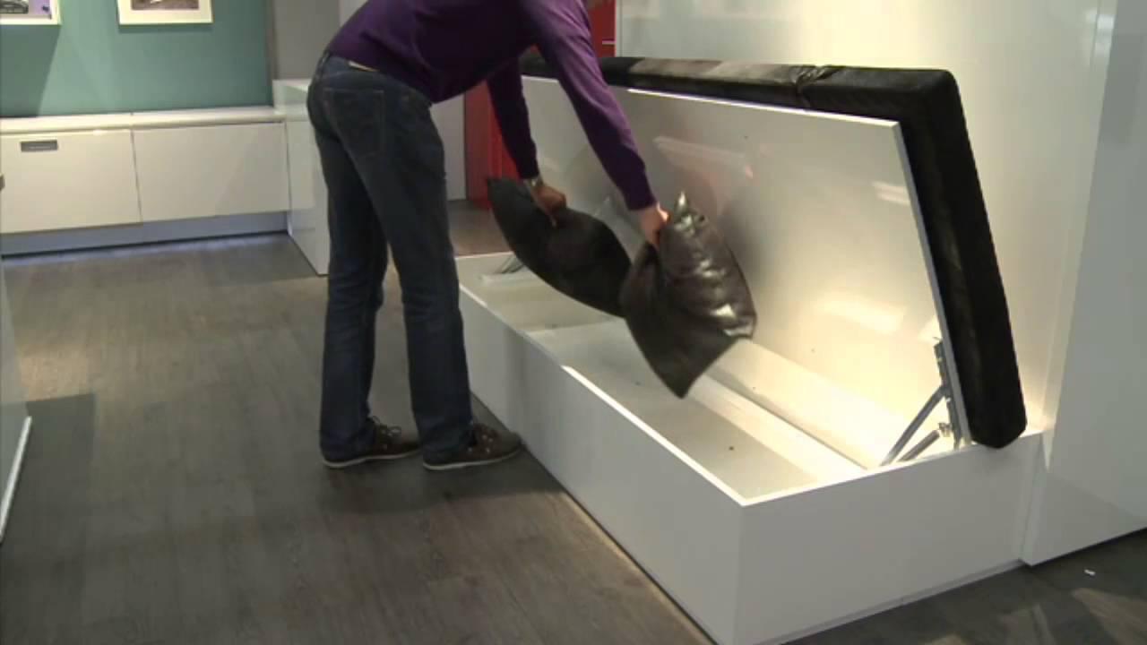 Häfele   Le Teleletto, Pour Transformer Un Canapé Confortable En Un Lit  Pratique