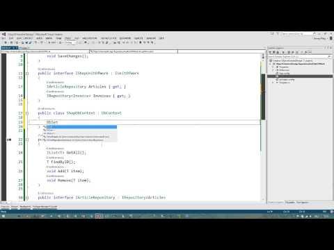 linq to entities tutorial pdf