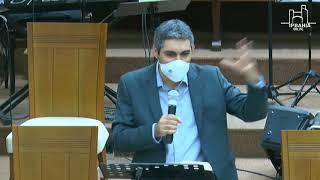 """"""" ATOS 18.24-28: Apolo, um líder no caminho de DEUS'' -  Pr. Timóteo Sales"""