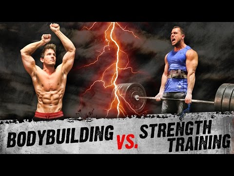 4 Day Weight Training Workout for Bodybuilders