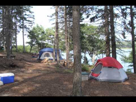 Maine Oceanfront Camping| Sagadahoc Bay Campground | Cabin Rental
