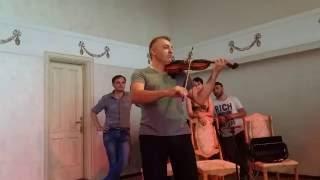 Анапа, 16 июля 2016 года. Свадьба Альберта Урчукова. Видео 3. Скрипач-виртуоз Тигран Петросян