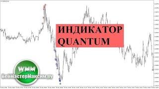 Индикатор quantum - осциллятор со сложным рассчетом