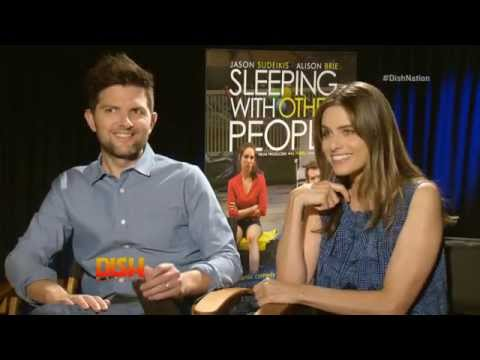 'Sleeping with Other People' Cast Interview