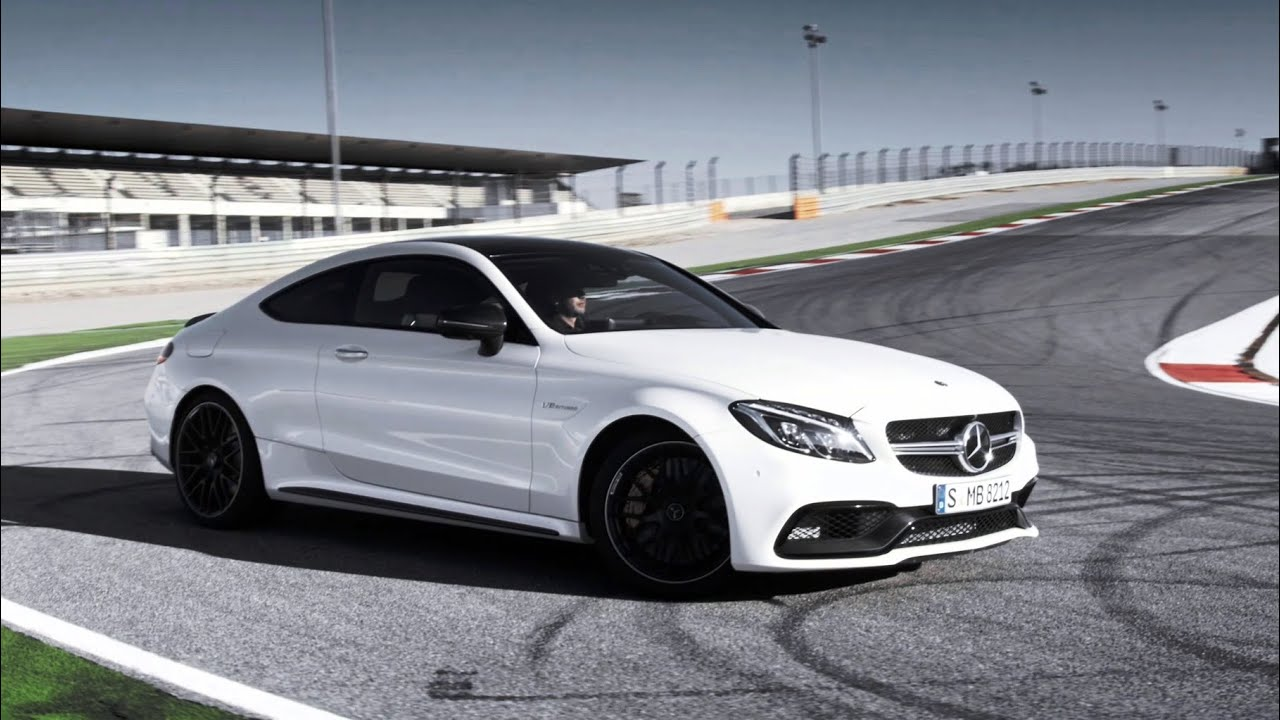 The new mercedes amg c 63 s coup mercedes benz original for Mercedes benz s 63 amg