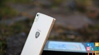 Prestigio Grace - самый тонкий смартфон