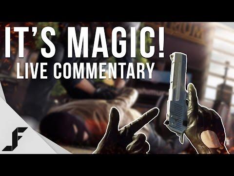 It's Magic! - Battlefield Hardline