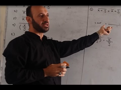 دورة الرياضيات : مجموعة الاعداد المركبة مقدمات والتحليل الى عاملين أ: قصي هاشم