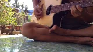 Tam diep khuc guitar
