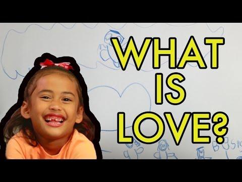 L'amore disegnato dai bambini