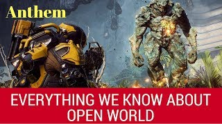 Anthem Game: Free Play Mode Open World How It Work?