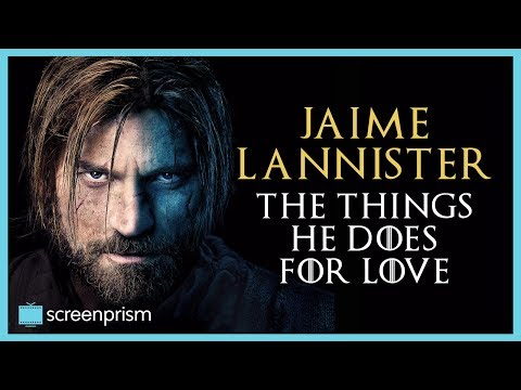 Game of Thrones: Jaime Lannister Character Study