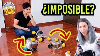 Trucos IMPOSIBLES que  probablemente NO PODRÁS HACER | ft Kika Nieto y Mauro Martínez thumbnail