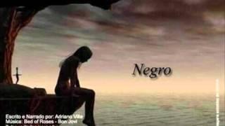 Poema de Adriano Villa - Negro