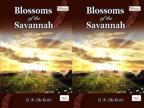 Blossoms of the Savannah by Henry ole Kulet