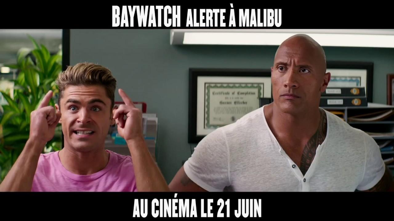 BAYWATCH – ALERTE À MALIBU - Bumper Coming [au cinéma le 21 juin 2017]