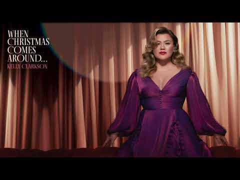 Kelly-Clarkson-Ariana-Grande-Santa-Cant-You-Hear-Me-Official-Audio