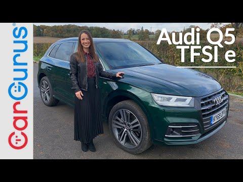 Audi Q5 55 TFSI e Quattro Review: A high performance hybrid SUV   CarGurus UK