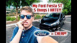 Ford Fiesta ST200 2017 Videos