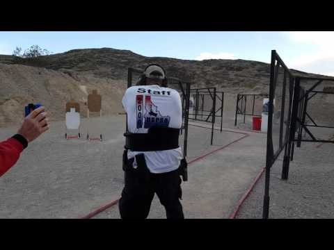 Rob Harvey 2016 USPSA Multigun Nationals stage 1