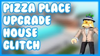 Upgrade Your House Fast!! | Work at A Pizza Place Money Glitch - Roblox