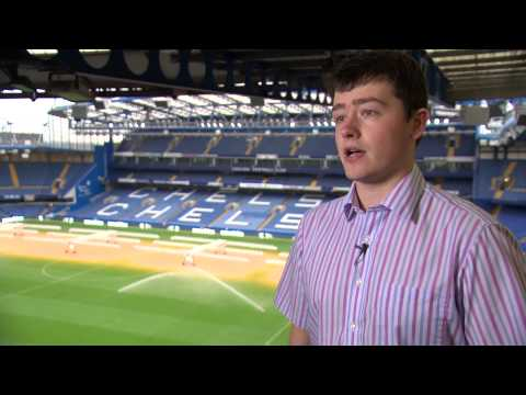 ArenaVision LED Project - Chelsea Football Stadium