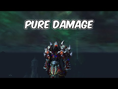 Pure Damage - Havoc Demon Hunter PvP - WoW BFA 8.3