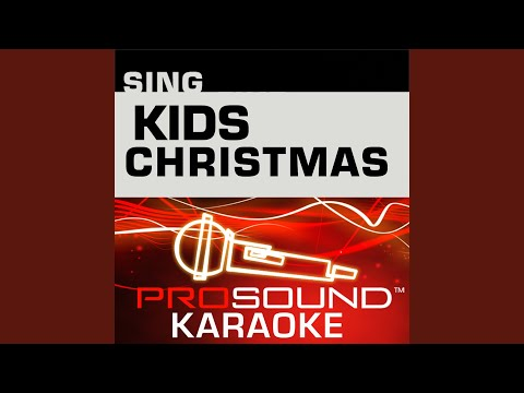 Rudolph the Red Nosed Reindeer (Karaoke Instrumental Track) (In the Style of Christmas)