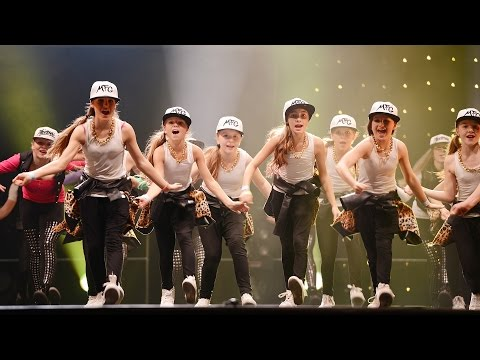 Street dance - Magic Free Group on Dance Life Expo 2014