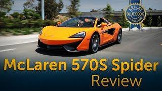 McLaren 570S Spider - Review & Road Test