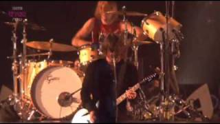 Foo Fighters - All My Life @ T in the Park 2011