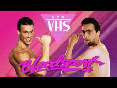 EN MODE VHS #1 BLOODSPORT