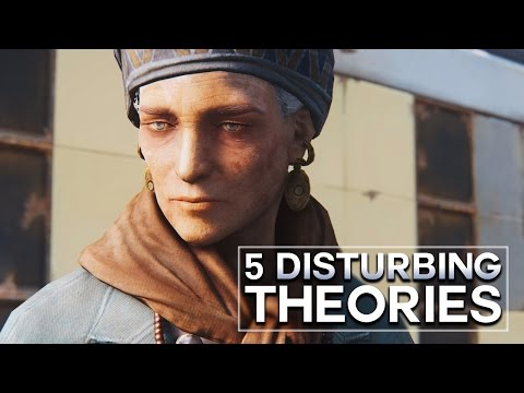 Fallout 4 - 5 Disturbing Theories