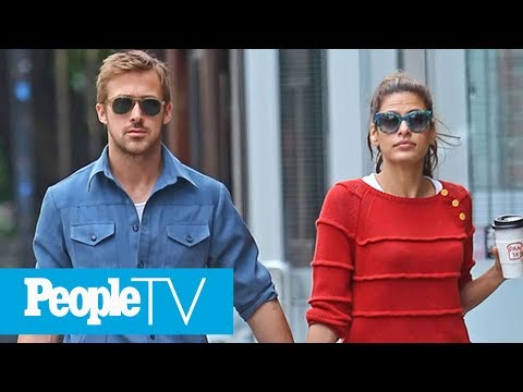 Why Ryan Gosling And Eva Mendes Keep Their 7-Year Relationship So Secretive | PeopleTV