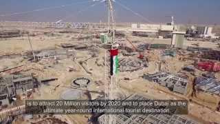 بالفيديو والصور.. أكبر منتجع في الشرق الأوسط سيدهش العالم في 2016