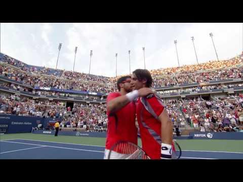 US Open Moments: David Ferrer vs Janko Tipsarevic - 2012 QF