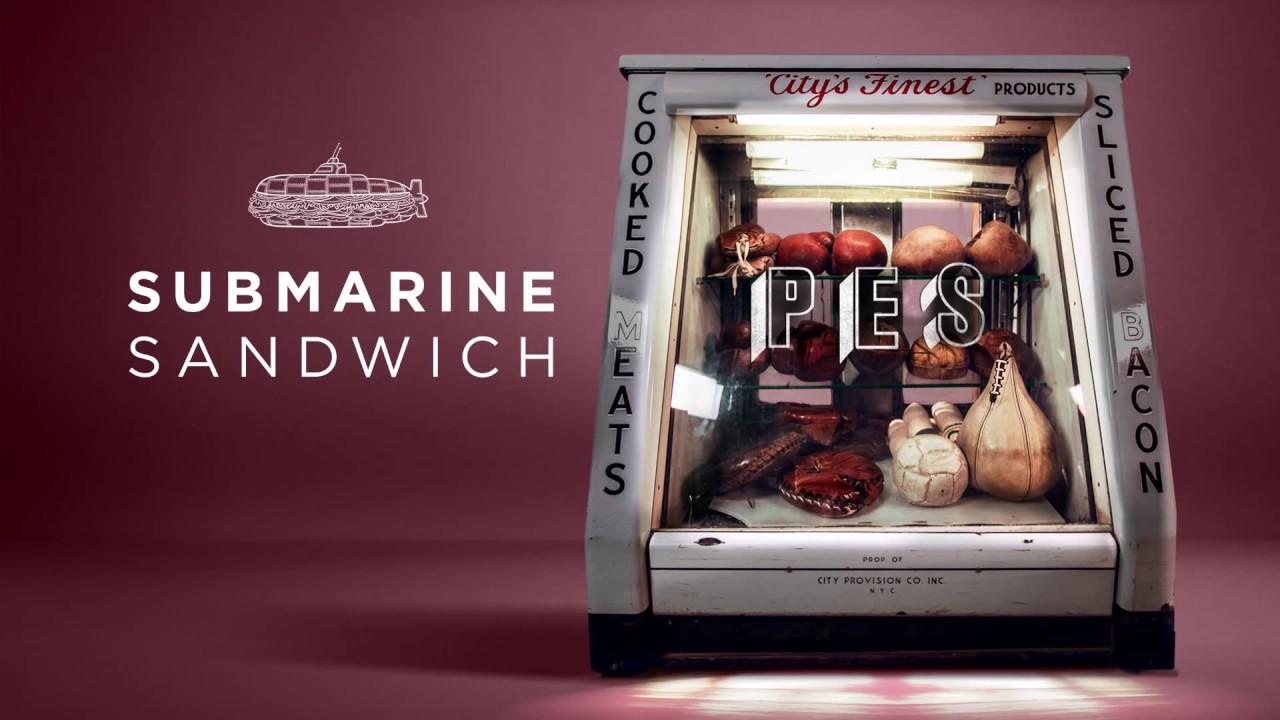 'Submarine Sandwich' - (Kickstarter Video) - Successfully Funded