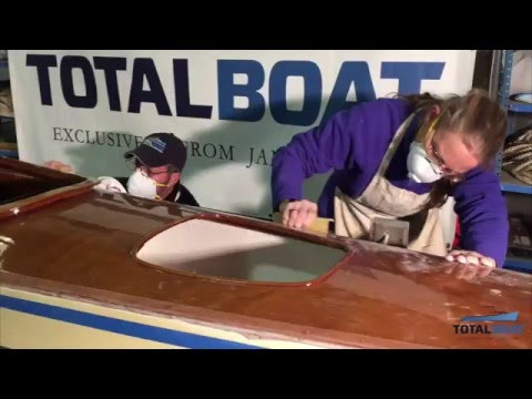 TotalBoat Training - Building a Kayak - Part 5