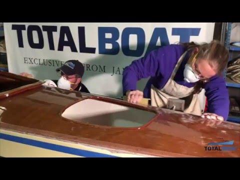 TotalBoat Training - Building a Kayak - Part 5