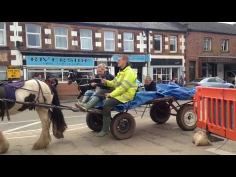 Appleby Horse Fair 2017