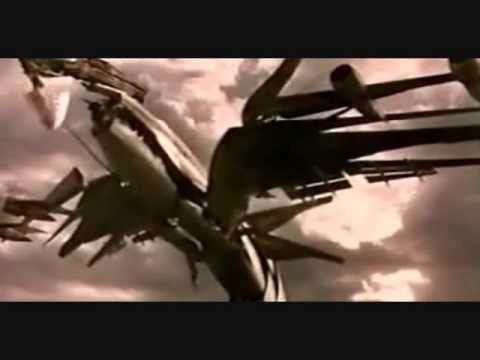 Transformers 3 deleted scene: SKY-LINX