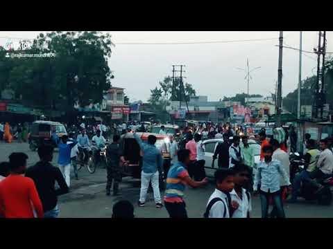 Tanaji Bhau Jadhav royal entry Gangakhed