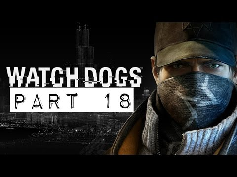 Watch Dogs Walkthrough - Part 18 - Caught In The Loop Criminal Convoy - (Act 1) (PS4) (1080p)