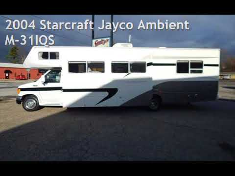 2004 Starcraft Jayco Ambient M-31IQS for sale in Angola, IN