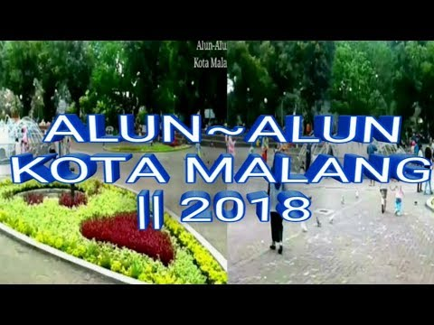 alun-~-alun-malang-city-east-java-year-||-2018