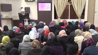Gulshan-e-Waqf-e-Nau Nasirat Class: 31st December 2011 (Urdu)