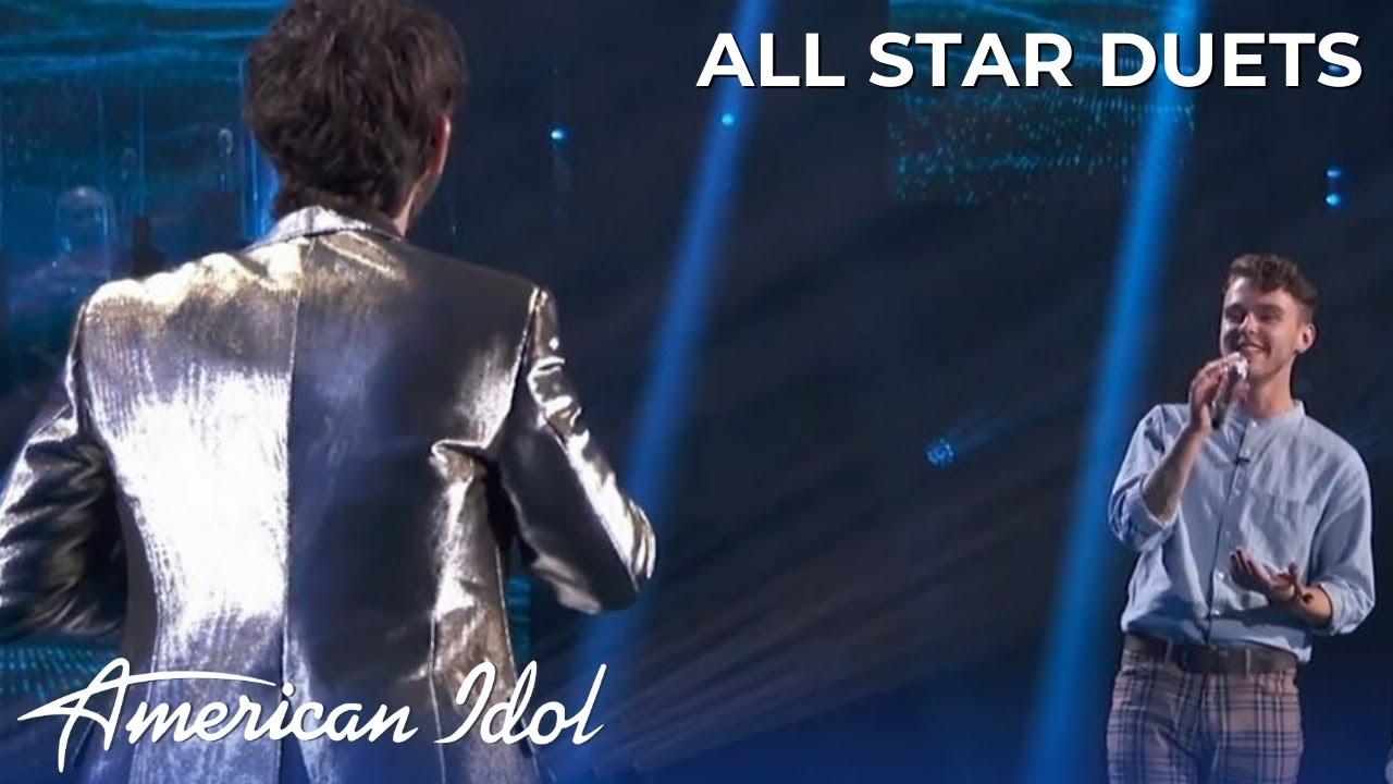 American Idol recap: Josh Groban's All-Star Duet with ...