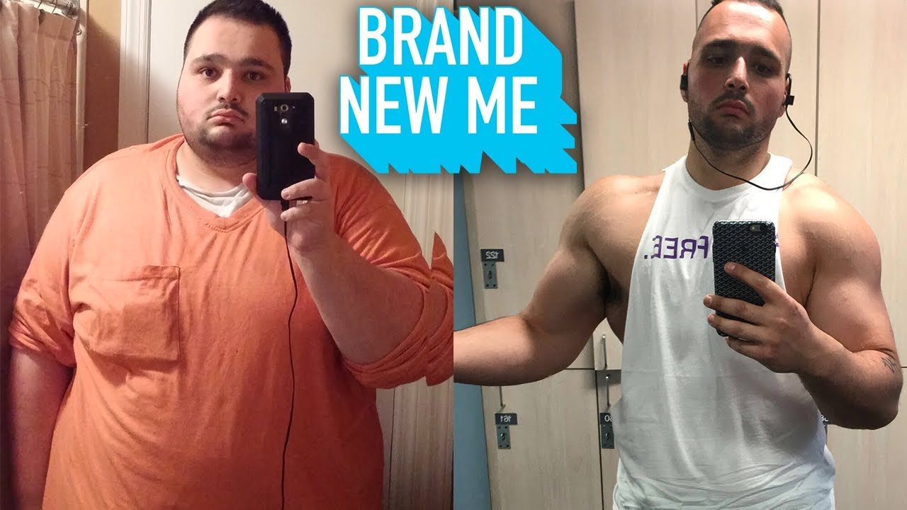 I Lost 230lbs After A Seizure Almost Killed Me | BRAND NEW ME